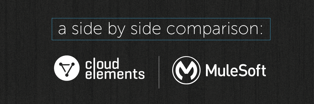 Cloud Elements vs Mulesoft